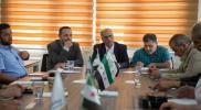 المجلس الإسلامي السوري يطالب بالتعاون مع الحكومة المؤقتة