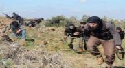 فصائل الجيش الحر تأسر مجموعة لتنيظم الدولة جنوب سوريا