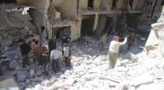 نظام الأسد يكذببشأن الاستخدام العشوائي للبراميل المتفجرة