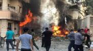 الانفجارات تضرب مدينتي الباب وعفرين شرق حلب مجددًا