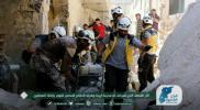 نظام الأسد يرتكب مجزرة مروعة بحق المدنيين داخل مدينة أريحا بإدلب