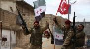 """على وقع التفجيرات.. اشتباكات عنيفة بين """"قسد"""" والجيش الوطني شمال وشرق حلب"""