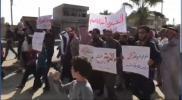"""""""قسد"""" تفرق مظاهرة شعبية منددة بنظام الأسد في الرقة"""