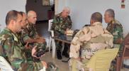 """قيادات رفيعة بـ""""جيش الأسد"""" على جبهات حماة.. ماذا تفعل؟ (صور)"""