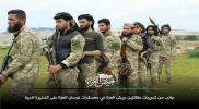 """قيادي بـ""""جيش العزة"""" يكشف لـ""""الدرر الشامية"""" حقيقة إغلاق الطريق الدولي بين حماة وإدلب"""