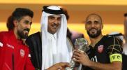 """رد فعل مفاجئ من أمير قطر وولي عهد أبوظبي بعد واقعة """"البحرين والسعودية"""""""