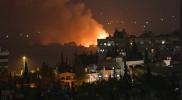 روسيا تكشف خسائر النظام من الغارات الإسرائيلية على دمشق