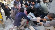 ضحايا مدنيون في غارات روسية مكثفة على جنوب إدلب
