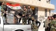 """بعد حادثة تحرّش.. اشتباكات عنيفة بـ""""القنابل"""" بين عناصر ميليشيا """"الدفاع الوطني"""" في حلب"""