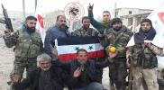 """فريق حقوقي يوثق عدد القتلى الفلسطينين المنضمين إلى """"لواء القدس"""" المساند للأسد"""