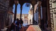 """ممارسات طائفية لـ""""مخابرات الأسد"""" على أبواب الجامع الأموي في دمشق"""