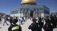 توتر في الأقصى عقب اقتحام عشرات المستوطنين وشرطة الاحتلال لباحاته