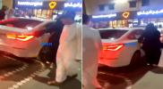 السعودية.. مواطنة تضبط ابنتها في وضع غير شرعي داخل سيارة برفقة شاب أجنبي (فيديو)