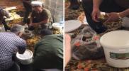 """بعد الحظر السعودي.. اكتشاف كارثة مدمرة داخل """"مخلل الباذنجان"""" قبل تصديره من لبنان (فيديو)"""