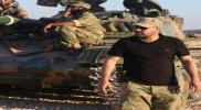 """قائد """"جيش العزة"""" يرد على المطالبين بتوضيحات بشأن سقوط ريف حماة"""