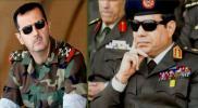 """صحيفة لبنانية تجيب عن تساؤل.. لماذا يتخوف """"السيسي"""" من لقاء """"بشار""""؟!"""