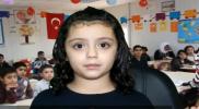 """شاهد.. طفلة سورية في تركيا توجه رسالة صادمة لـ""""أردوغان"""""""