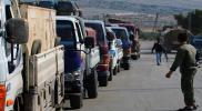 """استجابة لمطالب الأهالي.. """"تحرير الشام"""" تعيد فتح معبر الغزاوية الاستراتيجي غرب حلب"""