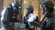روسيا تمنع منظمة حظر الأسلحة الكيميائية من دخول دوما