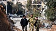 """جولات استطلاعية لميليشيات """"الباقر"""" و""""العباس"""" الإيرانية في حلب.. والنظام يُنفِّذ هذا الإجراء"""