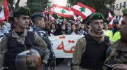 """#ثلثاء_الغضب.. """"لبنان يشتعل"""" وإصابات خطيرة في مواجهات مع الجيش"""