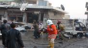 47 مدنيا ضحايا القصف الجوي والمدفعي على سوريا