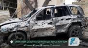 """""""الجيش الوطني"""" يمنع حمل السلاح بالمدن المحررة بعد انفجارات أعزاز.. إلا في حالة واحدة"""