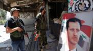 هجوم جديد يستهدف حواجز الأسد في مدينة كناكر بريف دمشق