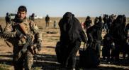 """10 من نساء """"تنظيم الدولة"""" بمخيم الهول يغرين قيادي بـ""""PYD"""" ويقمن معه بهذا الفعل"""