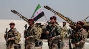 مواجهات عنيفة بين الجيش الوطني وقوات الأسد شمال الرقة