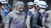 الدفاع المدني ينعي تسعة من كوادره في قصف على بريف حماة