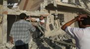 14 ضحية مدنية أمس الاثنين في مناطق متفرقة بسوريا