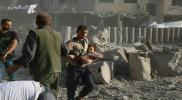 14 مدنيا حصيلة الضحايا المدنيين يوم أمس الإثنين