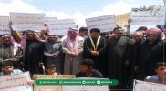 """نازحون يطالبون تركيا توسيع منطقة """"خفض التصعيد"""" لتشمل شمال حماة """" صور"""""""