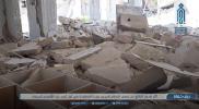 """""""قوات الأسد"""" تقصف شمالي حماة.. وإلغاء صلاة عيد الأضحى (صور)"""