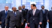 ردود فعل غاضبة من زيارة البشير للأسد