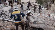 مجزرة مروعة يرتكبها نظام الأسد بحق المدنيين في المنطقة منزوعة السلاح جنوب إدلب