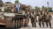 """مخابرات الأسد تنقلب على المصالحين في بلدة """"عقربا"""" جنوب دمشق وتعتقل العديد منهم"""