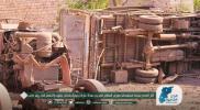 نظام الأسد يرتكب مجزرة مروعة بحق النازحين جنوب إدلب.. وطائراته تواصل قصف المنطقة
