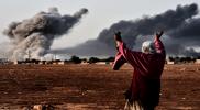 """مجزرة جديدة لطيران التحالف بدير الزور.. الذريعة """"تنظيم الدولة"""""""