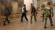 """بعدما قتل شقيقه وحاصرته شرطة النظام.. انتحار شخص بـ""""قنبلة يدوية"""" في ريف طرطوس"""