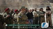 تدربوا على يد ضباط كوماندوز تركي.. تخريج أضخم دورة عسكرية للجيش الوطني شمال حلب (صور)