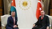 """توجيه عاجل من """"ملك الأردن"""" بشأن كارثة حرائق الغابات في تركيا"""
