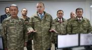 """قرارات """"أردوغان"""" عقب اجتماعه الأمني مع وزير الدفاع ورئيس الاستخبارات حول إدلب"""