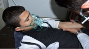"""قيادي بـ""""الجبهة الوطنية"""" يحذر من هجوم كيماوي جديد للنظام على حلب"""