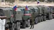 روسيا تنشيء غرفة عمليات جديدة وتستقدم تعزيزات عسكرية ضخمة إلى بادية حمص