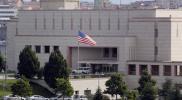 سيارة مجهولة تستهدف السفارة الأمريكية في أنقرة بالرصاص
