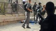 مقتل فلسطيني خلال مطاردته من قبل شرطة الاحتلال
