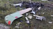 خاص الدرر | سقوط طائرة استطلاع روسية بسهل الغاب.. والقوة الأمنية تصادر حطامها (صور)