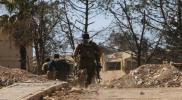 """الجيش الوطني يحبط محاولة تسلل لميليشيا """" pyd"""" شرق حلب"""